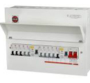 New consumer unit Sheffield