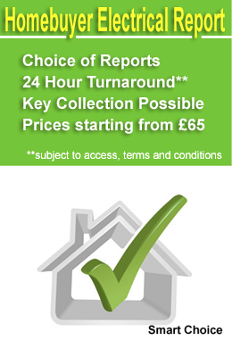 Home buyer electrical checks Sheffield S35 S6